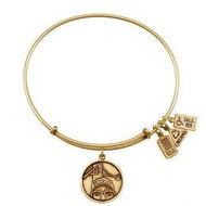 Wind   Fire  Brooklyn Icon w  Bridge  Expandable Bracelet