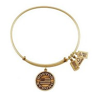 Wind   Fire  Boston Strong   Expandable Bracelet