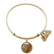 Wind   Fire  Heart  Love    Expandable Bracelet