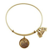 Wind   Fire  Football Emblem  Expandable Bracelet