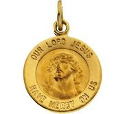 Our Lord Jesus Religious Medal