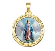 Miraculous Medal Color  EXCLUSIVE