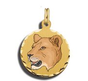 Female Lion Charms