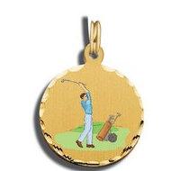 Golf Charm