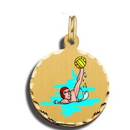 Water Polo Charm