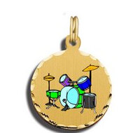 Drums Charm