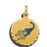 Electrician Charm