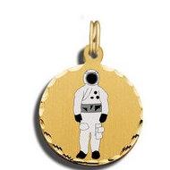 Astronaut Charm