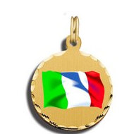 3 4  Italy Charms