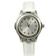 Portrait Watch Sophisticate in White for Women