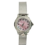 Portrait Watch Celeb Executive Pink Mother of Pearl for Women