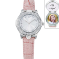 Portrait Watch Celeb in Pink for Women