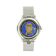Portrait Watch Police Watch  Silver Stainless  for Men