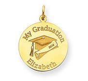 14  Personalized    My Graduation   Pendant