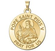 Pope Saint Pius V  EXCLUSIVE