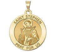 Saint Stephen Religious Medal  EXCLUSIVE