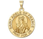 Saint Adele of France Medal    EXCLUSIVE