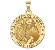 Saint Joseph of Arimathea Religious Medal  EXCLUSIVE