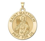 Saint Matthew Religious Medal  EXCLUSIVE
