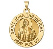 Saint John The Iberian Religious Medal  EXCLUSIVE