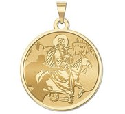 Palm Sunday Religious Medal  EXCLUSIVE