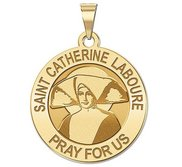 Saint Catherine Laboure Religious Medal    EXCLUSIVE