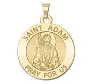 Saint Adam Religious Medal    EXCLUSIVE