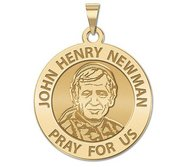 Blessed John Henry Newman Religious Medal  Traditional Religious Medal EXCLUSIVE