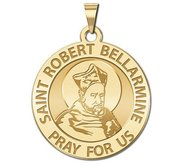 Saint Robert Bellarmine Religious Medal  EXCLUSIVE