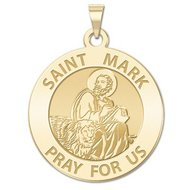 Saint Mark Religious Medal  EXCLUSIVE