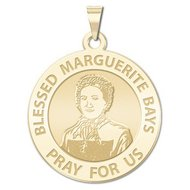Blessed Marguerite Bays Religious Medal  EXCLUSIVE