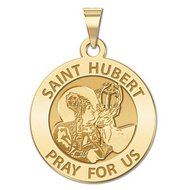 Saint Hubert Religious Medal   EXCLUSIVE