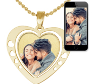 Personalized Photo Jewelry and Charms