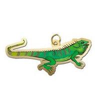 Lizard - Iguana Charm