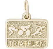 TRIATHLON ENGRAVABLE
