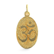 YOGA SYMBOL ENGRAVABLE