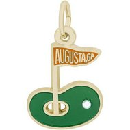 GEORGIA AUGUSTA GOLF GREEN ENGRAVABLE