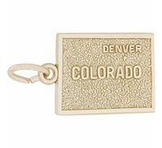 COLORADO DENVER ENGRAVABLE