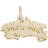 COSTA RICA ENGRAVABLE