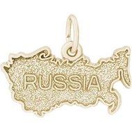RUSSIA ENGRAVABLE