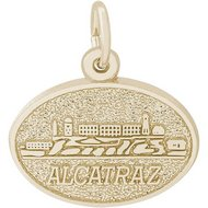 CALIFORNIA ALCATRAZ ENGRAVABLE