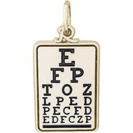 EYE CHART ENGRAVABLE