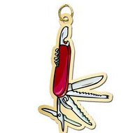 Pocket Knife Charm