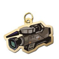 Video Camera Charm–PicturesOnGold-Cash Back