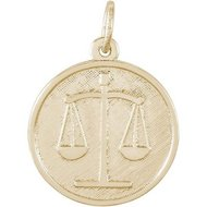 SCALES OF JUSTICE ENGRAVABLE