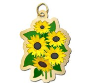 Sunflowers Charm