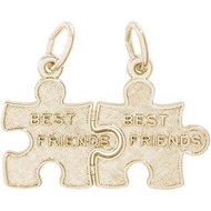 BEST FRIEND PUZZLE ENGRAVABLE