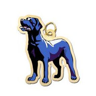 Dog - Black Labrador Retriever Charm
