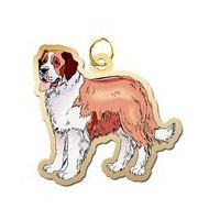 Dog - St. Bernard Charm