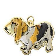 Dog - Bassett Hound Charm
